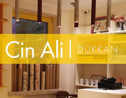 Cin Ali Dükkan