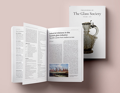 The Glass Society Magazines