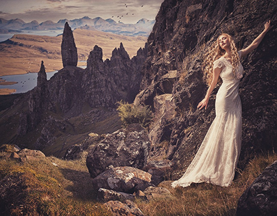 Scotland Finest Couture - Freja Designer Dresses