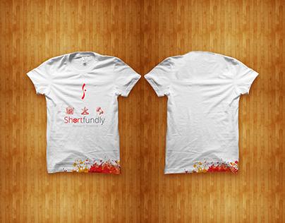 Shortfundly - T-Shirt Design