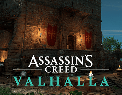 Assassin's Creed Valhalla - Military fort