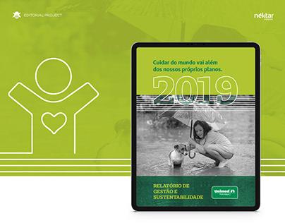 Relatório de Gestão Unimed 2019