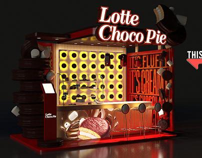 Lotte Chocopie Cafe