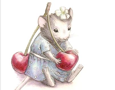 Les souris gourmandes