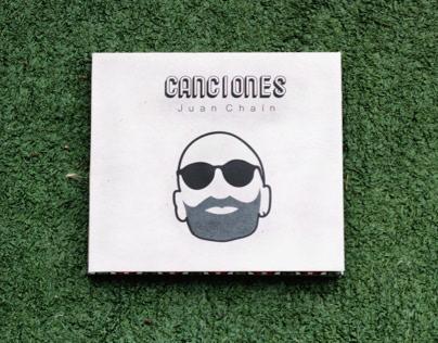 CANCIONES -CD COVER
