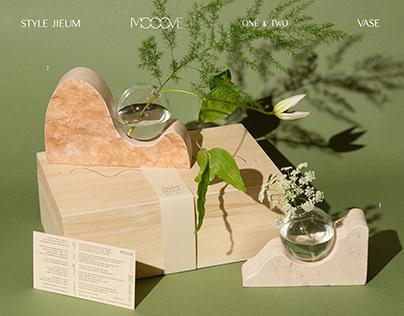 MOOOVE vase