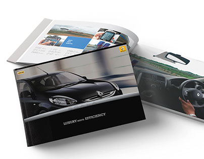 Coffee table book for Renault SCALA