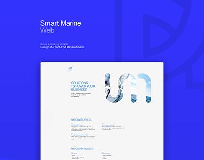 Smart Marine - Web