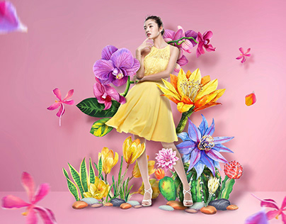 8.3 Woman's day promotion