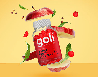 Goli Nutrition - ACV Gummies