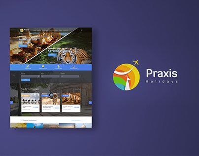 Project Showcase - Praxis Holidays