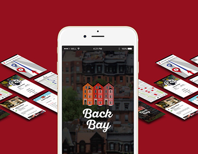 Back Bay Map App