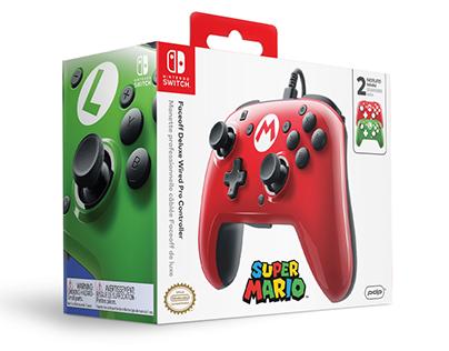 Nintendo Switch Packaging