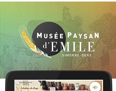 Musée Paysan d'Emile - Simorre, Gers
