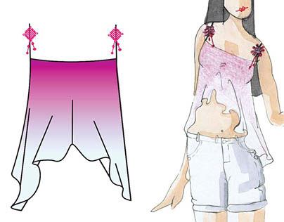 Fashion Illustration/Technical Sketch