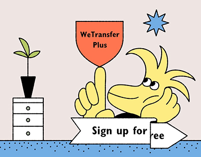 WeTransfer Collegiate program