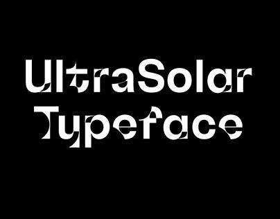 UltraSolar Typeface