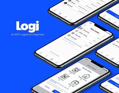 Logi - An ERT Logisitical Organizer