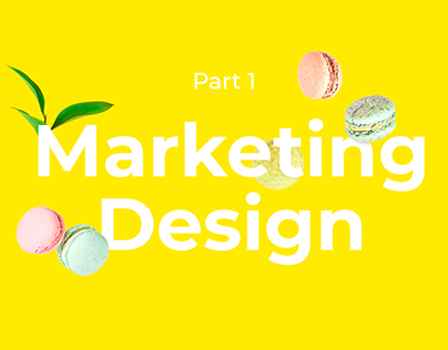 Marketing Design. Part 1