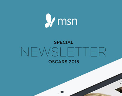 MSN Newsletter