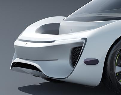 Tesla Pod - Private Module - Design Master's Thesis