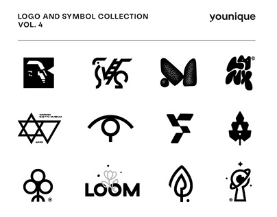Logo and symbol collection vol. 4
