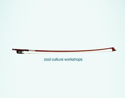 Cool Culture Workshops - Instituto Cervantes New York