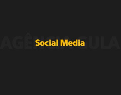 Social Media - Agência Gula