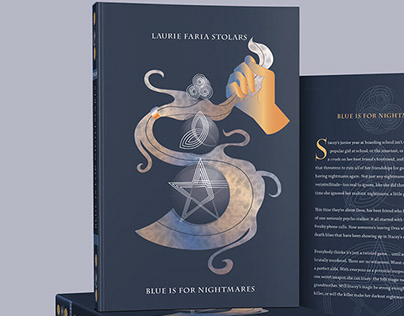 Stolars' Book Cover Redesign