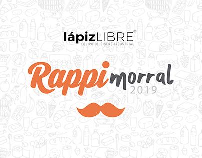 Rappi Morral 2019