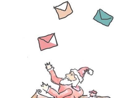 Interactive Christmas Card