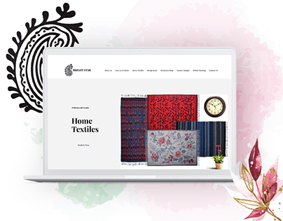Bright Star Website Design