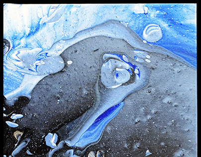 جوا المحيط Inside the sea