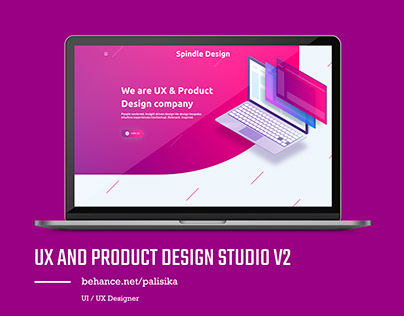 UX AND PRODUCT DESIGN STUDIO V2