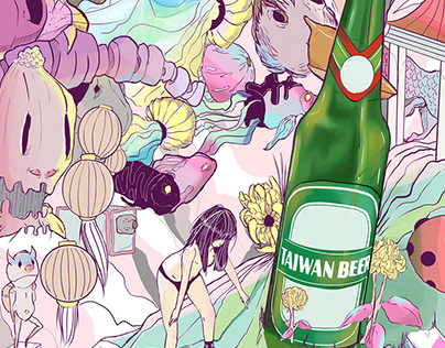 Taiwan Beer 台灣啤酒