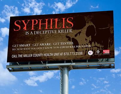 Syphilis Billboard