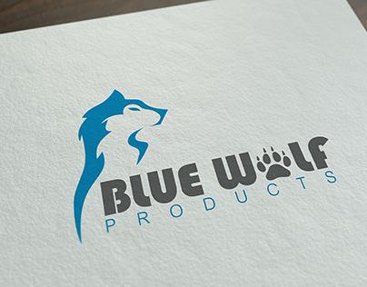 Blue Wolf - Logo // Identity