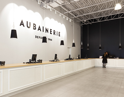 Aubainerie - In Store Interventions
