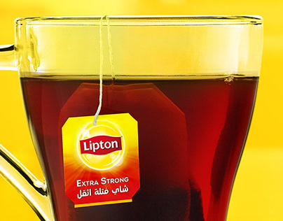 Lipton Extra Strong | Stop Motion