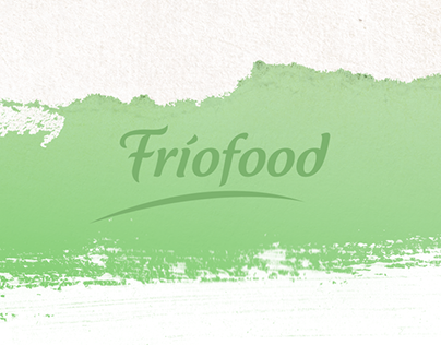Frio Food website