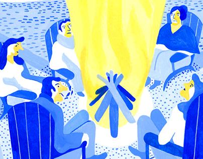 LA REMONTÉE, les éditions de Ta Mère