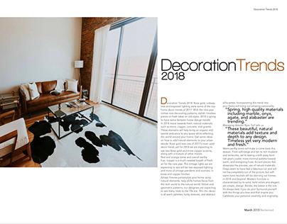 Reclaimed Interior Design Magazine