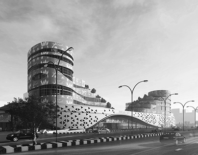 AVATAR MALL (commercial and administrative bulding)