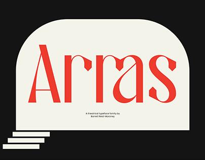 Arras - Typeface Family