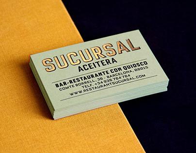 Restaurant Sucursal