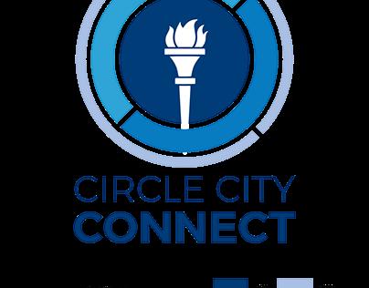 Circle City Connect Logo Design