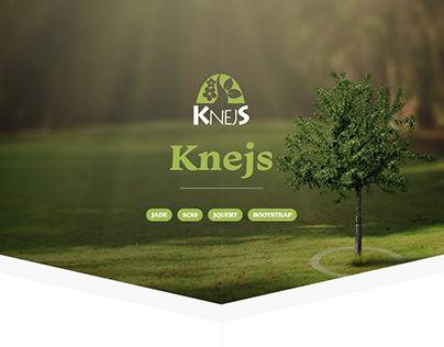 Knejs - became a partner of a tree