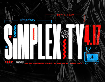 TEDxEmory: SIMPLEXITY April 17th, 2021
