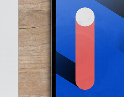 Google Pixel Wall