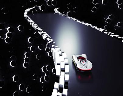 Porsche 947 GE - Animation Project